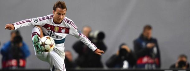 """""""Da wird man viel erwarten dürfen"""": Mario Götze versucht, die Erwartungshaltung der Bayern zu erfüllen"""