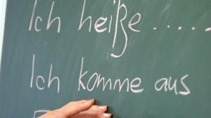 Fast jeder zweite Zuwanderer scheitert am Deutschtest