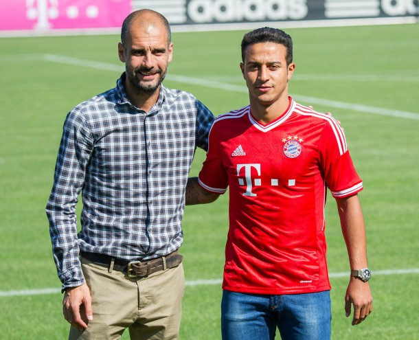 Bilderstrecke Zu Bayern München Guardiolas Musterschüler Bild 1