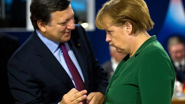 Merkel bekräftigt Widerstand