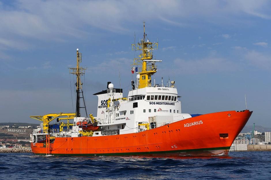 Schiff Aquarius