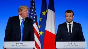 Geschichtsstunde unter Präsidenten