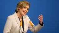 """Für einen """"inszenierten Regierungstalk"""", stehe sie nicht zur Verfügung,sagte Julia Klöckner"""