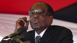Robert Mugabe offenbar unter Hausarrest