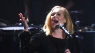 Jetzt wird's laut: Adele