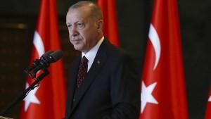 Erdogan verliert langsam die Geduld