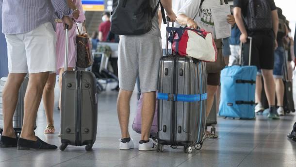 Fast 81 Prozent weniger Passagiere im Januar