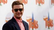 Justin Timberlake verstößt gegen Gesetz