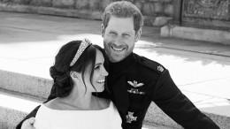 Hochzeitsbilder veröffentlicht