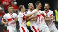 Großes Glück für die Schweiz