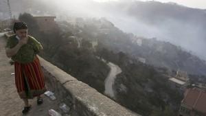 65 Tote bei Waldbränden in Algerien