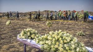 Identifikation der Absturz-Opfer in Äthiopien dauert Monate