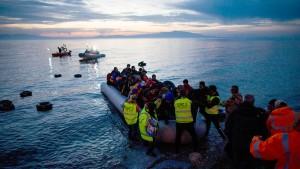 Rettungsaktion im Atlantik