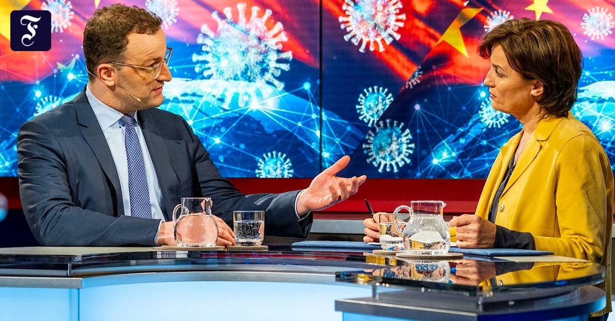 TV-Kritik: Sandra Maischberger: Was ist eine politische Entscheidung?