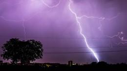 Deutscher Wetterdienst warnt vor weiteren Gewittern