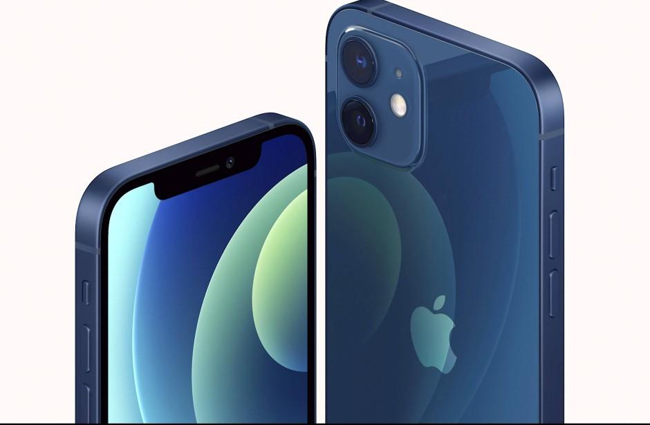 Erstmals bietet Apple sein iPhone auch in Blau an.