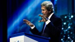 Kerry, Schwarzenegger und Sting kämpfen gegen den Klimawandel