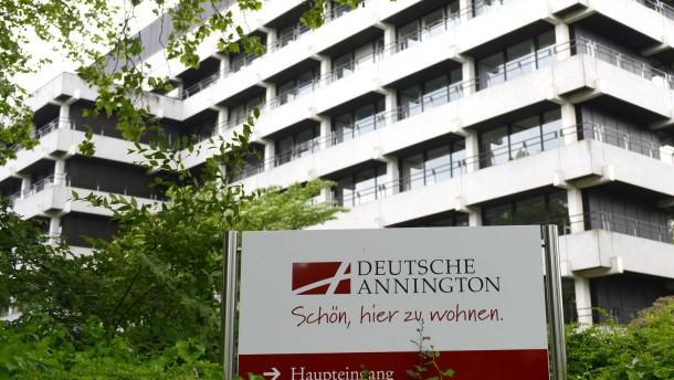 Börsengang der Deutschen Annington bringt 575 Millionen Euro