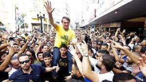 Großes Solo für Bolsonaro