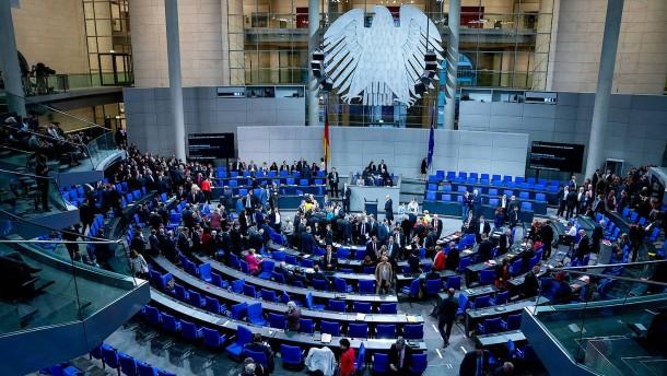 Bundestag will Nachtsitzungen abschaffen