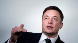 Anleger reichen Klage gegen Tesla-Chef Musk ein