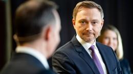 """FDP will """"German Mut"""" und Klimaschutz mit Marktanreizen"""