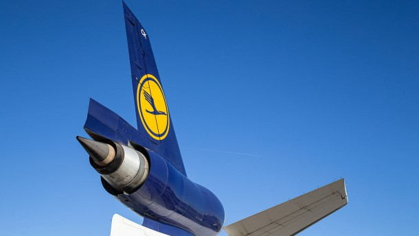 Lufthansa fliegt in schwere Zeiten