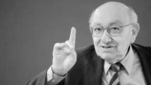 Marcel Reich-Ranicki ist tot