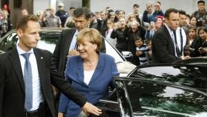 Merkel und die Leiden von Marxloh