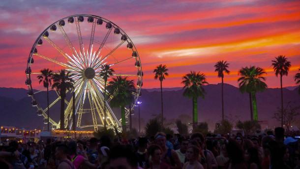 Coachella-Festival abgesagt