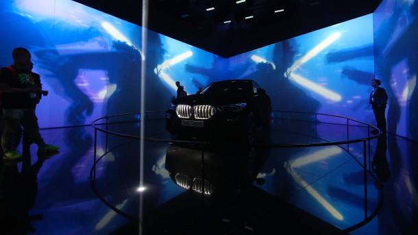 Trübe neue Autowelt
