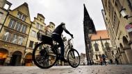 Westfälisches Idyll: In Münster haben Rechtspopulisten bislang keine Chance.