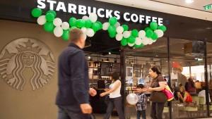 Empört euch nicht über Starbucks!