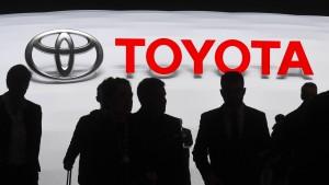Toyota schüttelt den Halbleitermangel ab