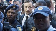 Oscar Pistorius wegen fahrlässiger Tötung schuldig gesprochen
