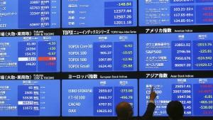 Asiens Notenbanken stützen die Aktienmärkte