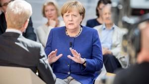 Merkel bevorzugt keine Koalition