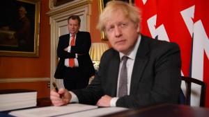 Brexit-Konflikt steht vor Verschärfung