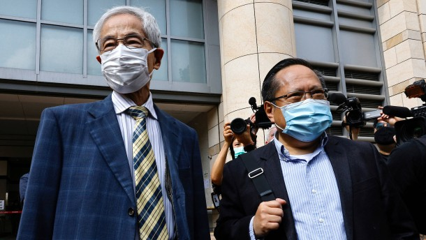 Demokratie-Aktivisten wegen unerlaubter Demo verurteilt