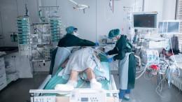 Zahl der Intensiv-Patienten binnen zehn Tagen verdoppelt