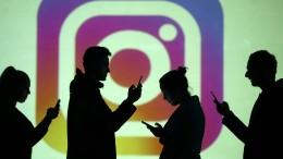 Instagram ist unter jungen Menschen für Nachrichten wichtiger als Facebook