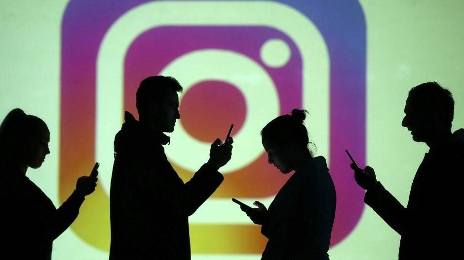 Instagram ist beliebter als Facebook unter jungen Nutzern.