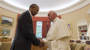 Nicht Obamas Papst