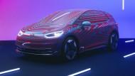 VW präsentiert seinen neuen ID.3.
