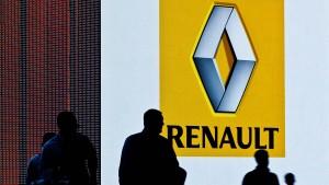 Angaben zu Renault in französischem Bericht unterschlagen