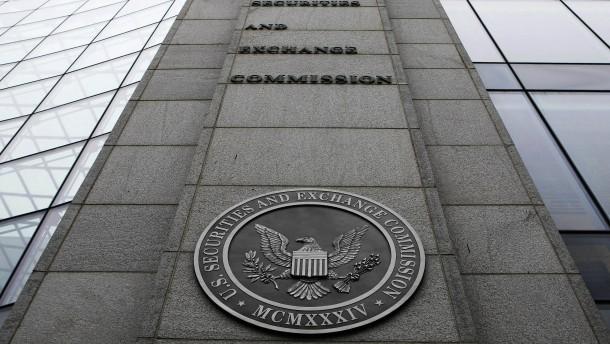 Trump findet neuen Chef für die Börsenaufsicht