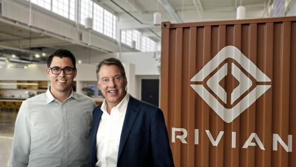 Ford steigt bei Tesla-Rivale Rivian ein