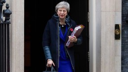 May erzielt Fortschritte bei Brexit-Verhandlungen
