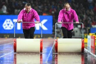 Leichtathletik-WM: Magen-Darm-Virus in deutscher Mannschaft