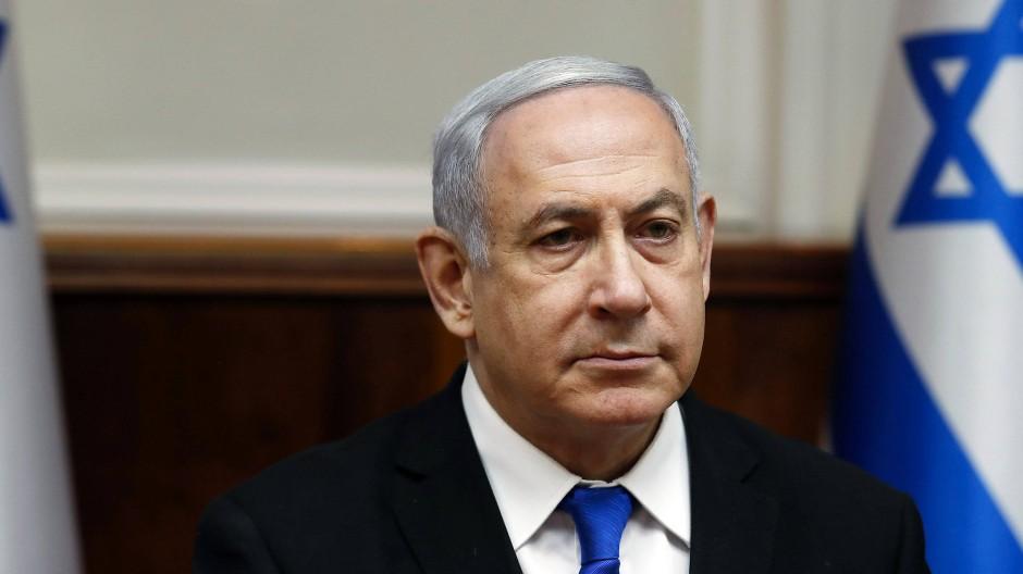 Könnte innenpolitisch von einer länger andauernden Krise mit Iran profitieren: Israels Ministerpräsident Benjamin Netanjahu